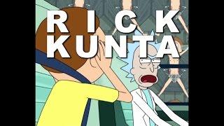 Rick Sanchez vs. Kendrick Lamar - Rick Kunta