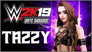 WWE 2K19 - Tazzy Showcase! Available For Download (PS4)