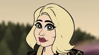Adele - Hello (CARTOON PARODY)