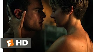 Insurgent (5/10) Movie CLIP - You Are Worth It (2015) HD