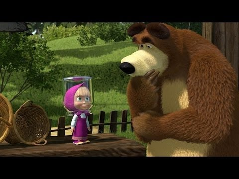 Маша и Медведь (Masha and The Bear) - День варенья (6 Серия)