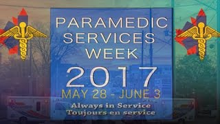 Paramedic Services Week 2017 | PCC President Randy Mellow's Message