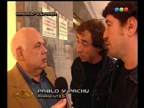 El pariente con Pachu y Pablo desde España Videomatch