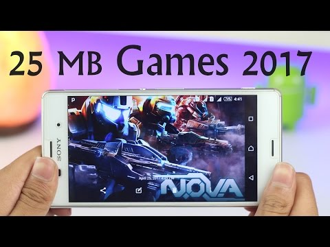 Xxx Mp4 Best Small Size Android Games 2017 With Download Size Under 25mb 3gp Sex