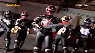 Power Rangers S.P.D - A-Squad vs B-Squad (DEUTSCH)