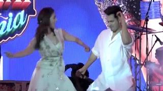 Alia Bhatt And Varun Dhawan HOT Dance - Badrinath Ki Dulhania Promotion At Kala Ghoda Art Festival