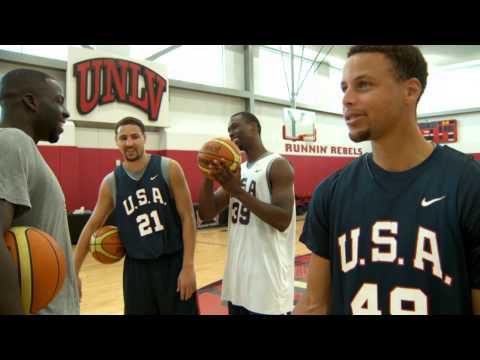 watch Best of Phantom: USA Basketball Mini Camp Day 1