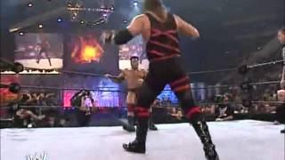 Kane Vs. Batista Highlights - HD Armageddon 2002