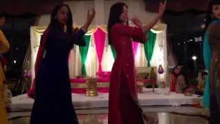 Sooha Bajis Mehndi Dance! 9-20-13