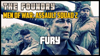 Fury (Custom Battle) - Men of War: Assault Squad 2