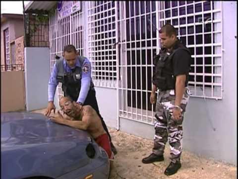 Abuso policia de Puerto Rico