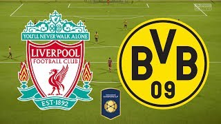 International Champions Cup 2018 - Liverpool Vs Borussia Dortmund - 22/07/18 - FIFA 18