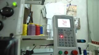 Video de bordadora de TEXTIL HARYANA