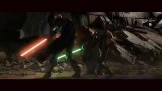 Star Wars Music Video: Warriors Imagine Dragons