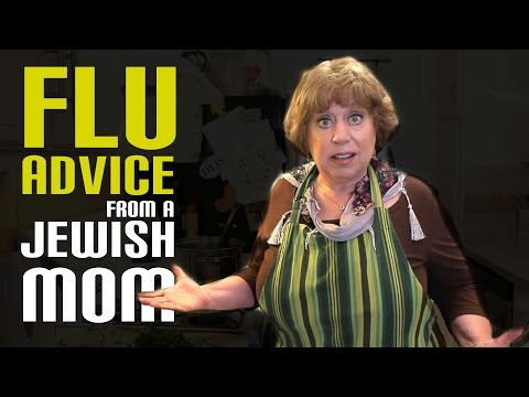 Flu Tips from a Jewish Mom