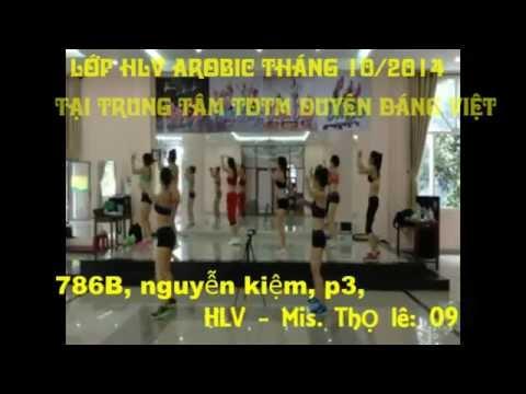 Thể dục thẩm mỹ duyên dáng việt 2 DVD LK xuân Noen hot nhất T11 2014