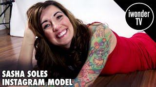 Modeling With Instagram Model Sasha Soles