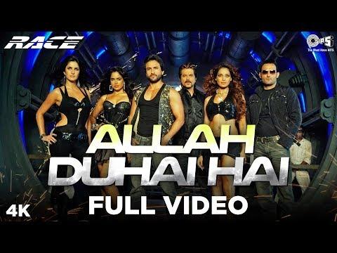 Race Saanson Ki - Allah Duhai Hai Full Video - Race | Saif Ali, Anil, Katrina,Bipasha, Akshaye
