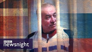 Former Russian spy critically ill - BBC Newsnight