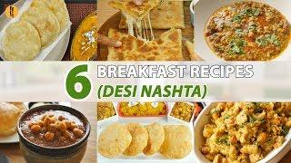 6 Desi Breakfast Recipes By Food Fusion (Ramzan Sehri Recipes)