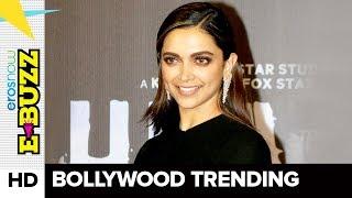 Deepika Padukone At A Trailer Launch   Bollywood News   ErosNow eBuzz