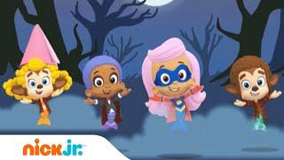 """Halloweenowe przygody"" 🎃 Wideoklip z Psim patrolem, Shimmer i Shine i innymi! | Nick Jr. Polska"