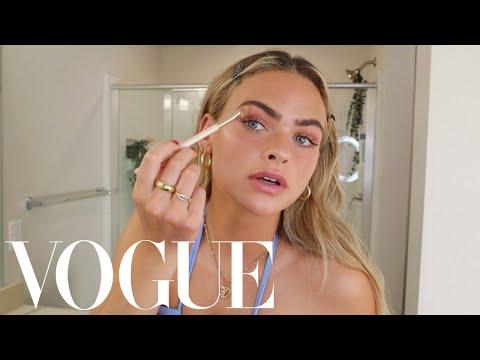 pretending I m in a Vogue Beauty Secrets video Summer Mckeen