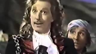 Danny Kaye as Capt Hook in Peter Pan (1976)