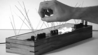 Folktek illuminist Garden = grain, waves and broken beats