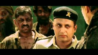 Bollywood Movie - Deewaar - Drama Scene - Amitabh Bachchan - Major Sees A Ray Of Hope