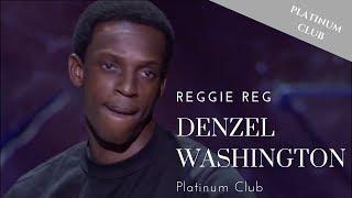 Reggie Reg - Denzel Washington Impersonation Be On Fleek P @Diddy Bad Boys Of Comedy