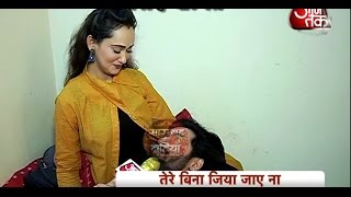 Veer gets surprise on the set of Ghulaam