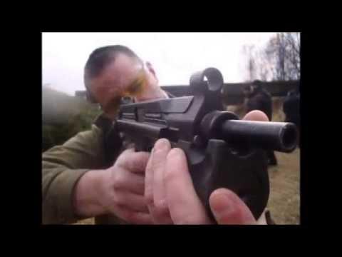 SQR firearm training