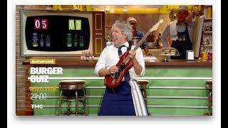 Burger Quiz, de retour sur TMC, mercredi 25 Avril à 21h !