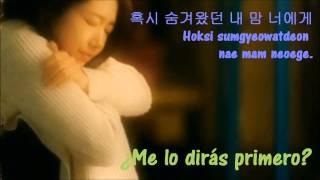 Park Shin Hye-Love is Like a Snow(Pinocchio OST Part 4)[Sub Español+Romanización+Hangul)
