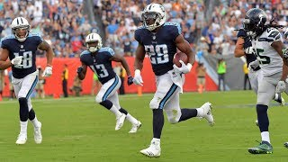 Titans Run Over the Seahawks | Stadium