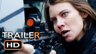 MILE 22 Official Trailer 2 (2018) Mark Wahlberg, Lauren Cohan Action Movie HD