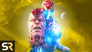 Avengers 4 Theory: What Is Thanos