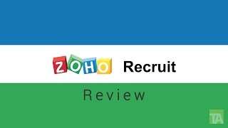 Zoho Recruit Review