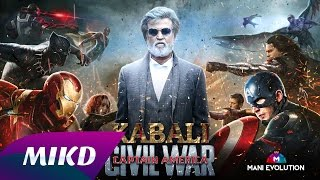 Civil war Tamil - Kabali Teaser Remix