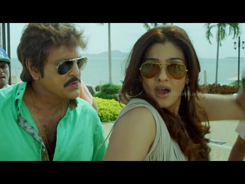 Pandavulu Pandavulu Tummeda Full Video Songs Sathemma Sathemma Song Mohan Babu Raveena Tandon
