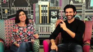 Kartik Aaryan Talks About Love And Other Things