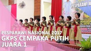 PESPARAWI 2017 -VOKAL GRUP GKPS CEMPAKA PUTIH (JUARA 1)