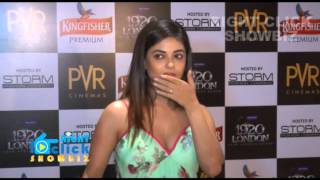 1920 London Hindi Movie 2016 | Meera Chopra  2016 | Full Interview