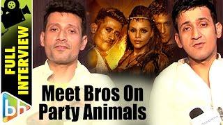 Party Animals | Meet Bros | Full EXCLUSIVE Interview | Salman Khan | Kanika Kapoor