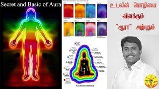 ஆரா உடலின் மொழியை விளக்கும் அற்புதம்  | Secret and Basic of Aura in tamil | Organic Living