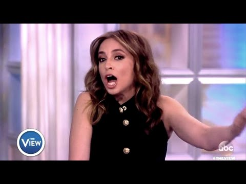 Heated Debate On Trumps Aggressive Stance On Korea The View