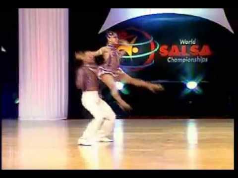 4th World Salsa Championship Campeonato Mundial de salsa ESPN