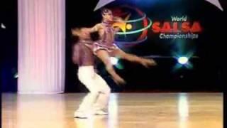 4th World Salsa Championship / Campeonato Mundial de salsa ESPN