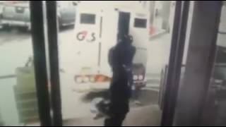 G4S security guard robbed while collecting money